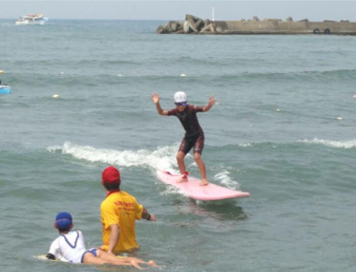 サーフィン体験教室2